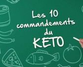 Les 10 commandements du Régime Keto